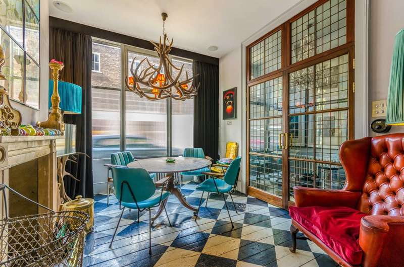 3 Bedrooms Terraced House for sale in Yardley Street, Finsbury, WC1X