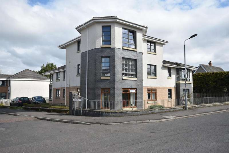 2 Bedrooms Flat for sale in 14 Shieldhill Court Carluke ML8 5GL