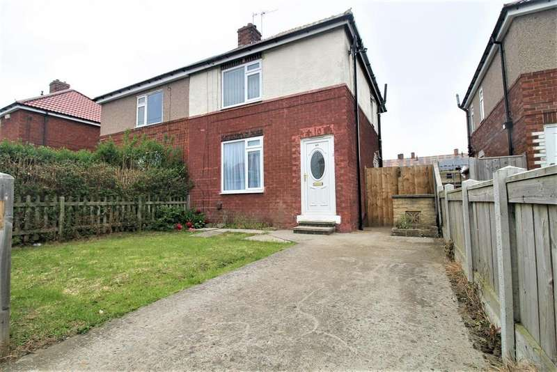 2 Bedrooms Semi Detached House for sale in Myrtle Road, Stockton-On-Tees