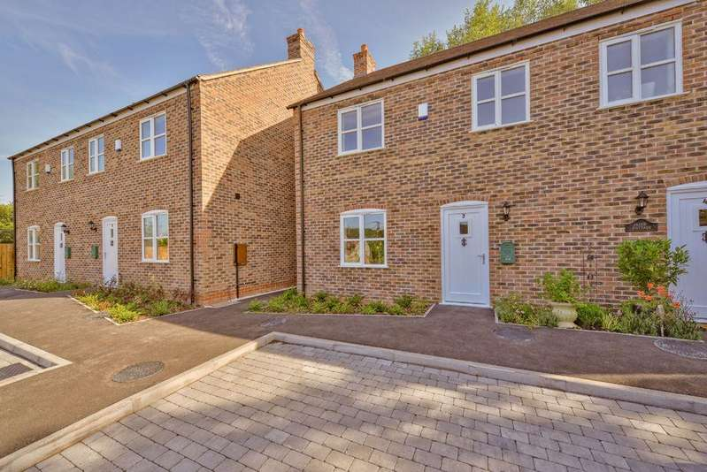 3 Bedrooms Semi Detached House for sale in Crown View, Hodgebower, Ironbridge, TF8