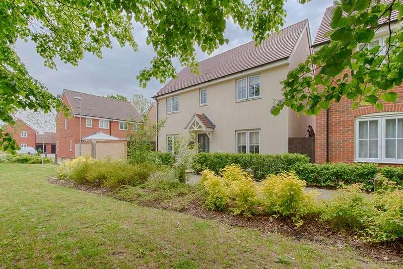 3 Bedrooms Detached House for sale in Cinder Street, Colchester