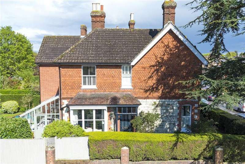6 Bedrooms Detached House for sale in Beaufort Road, Reigate, Surrey, RH2