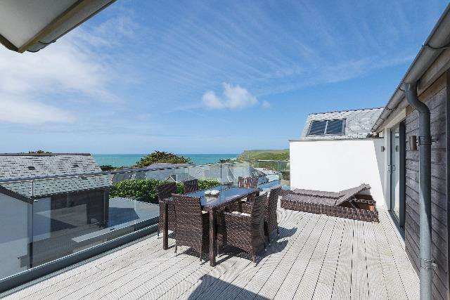 3 Bedrooms House for sale in The Penthouse, 7 Tregales, New Polzeath