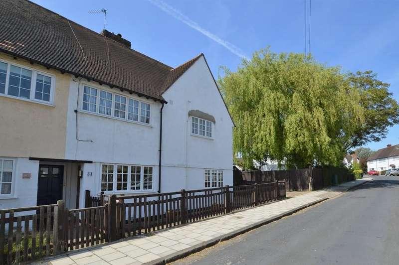 2 Bedrooms Ground Maisonette Flat for sale in Granby Road, Eltham SE9