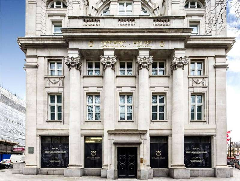 2 Bedrooms Flat for sale in Oceanic House, Cockspur Street, London