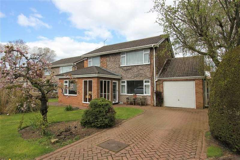 4 Bedrooms Detached House for sale in Hawthorn Drive, Guisborough