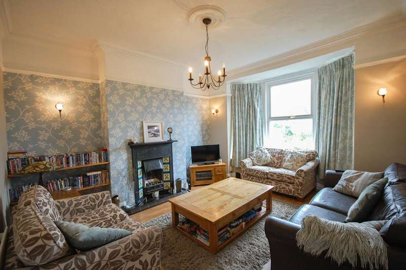5 Bedrooms Terraced House for sale in Zetland Terrace, Saltburn TS12