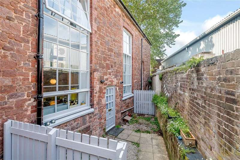 2 Bedrooms House for sale in The Mint, Exeter, Devon, EX4