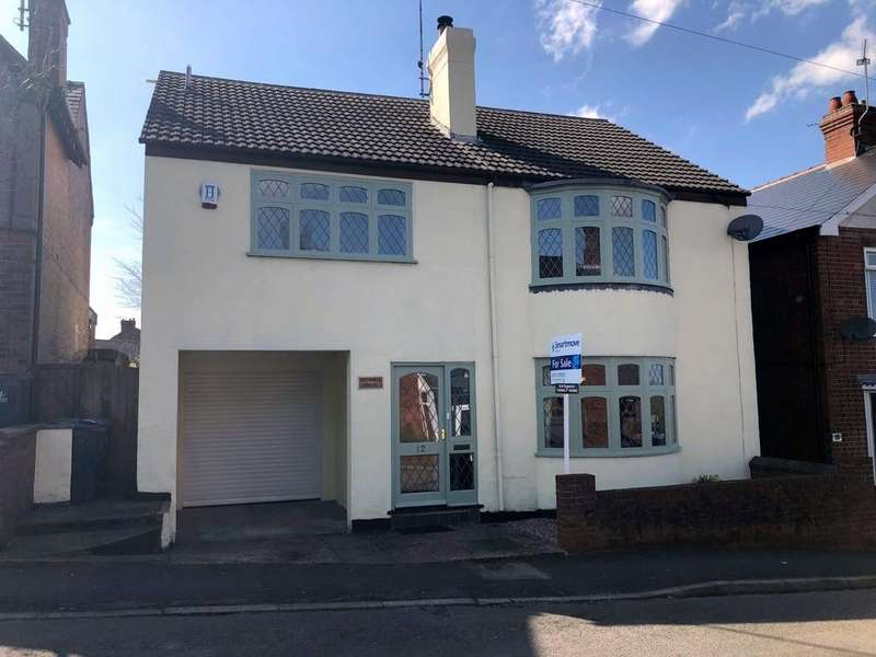 4 Bedrooms Detached House for sale in Albert Road, Ripley