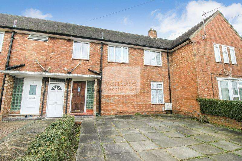 3 Bedrooms Terraced House for sale in Hockwell Ring, Luton