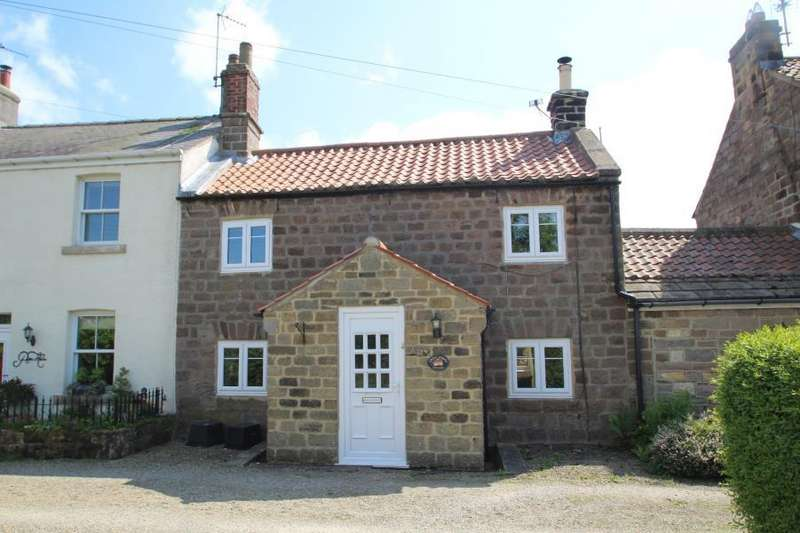 2 Bedrooms Cottage House for rent in NORTH VIEW, LITTLE RIBSTON, WETHERBY, LS22 4ES
