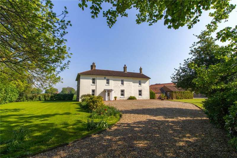 4 Bedrooms House for sale in Station Road, Hibaldstow, Brigg, North Lincolnshire, DN20