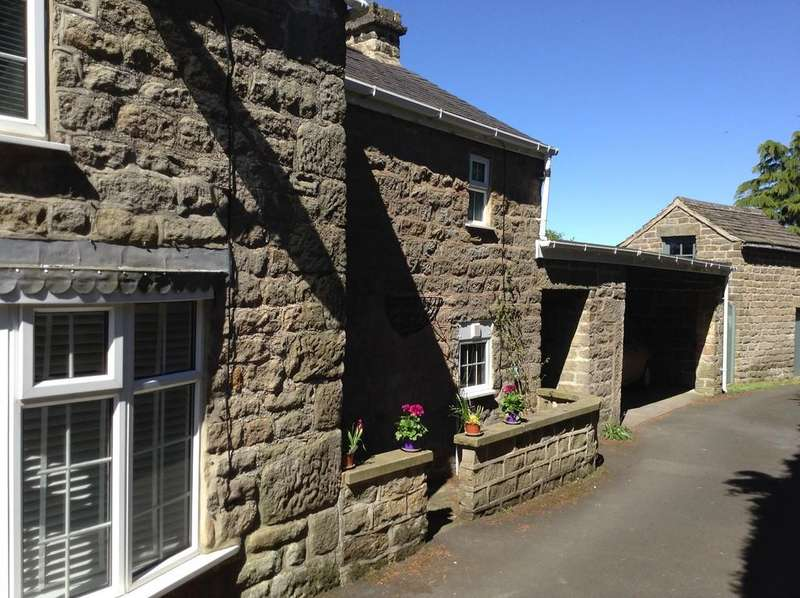 2 Bedrooms Detached House for rent in Pinfold Hill, Curbar, Hope Valley