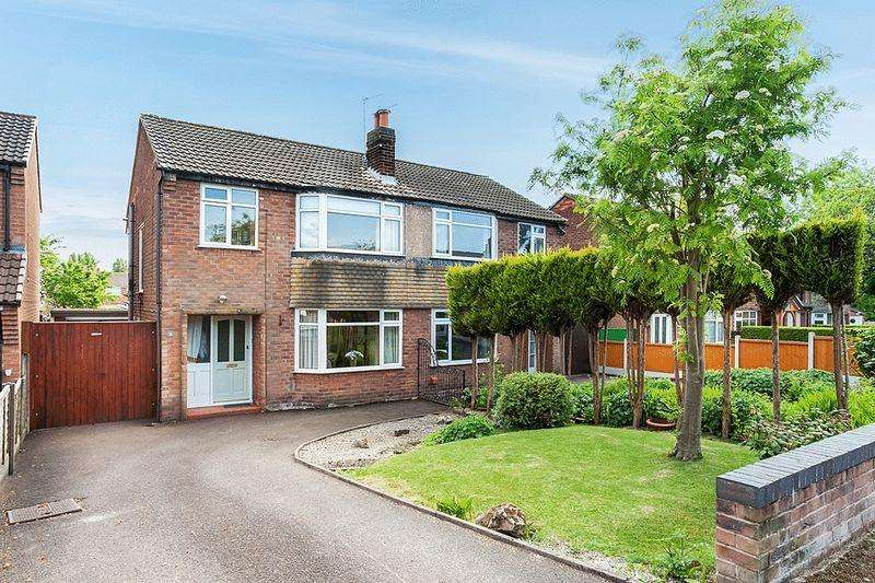 3 Bedrooms Semi Detached House for sale in Lamberts Lane, Congleton