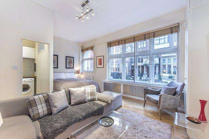Studio Flat for sale in Basil Street, Knightsbridge