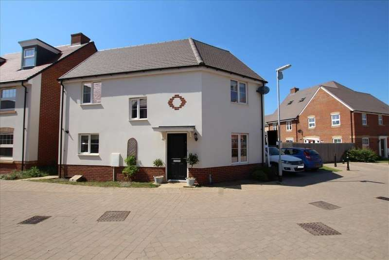 3 Bedrooms Detached House for sale in Evans Grove, Biggleswade, SG18