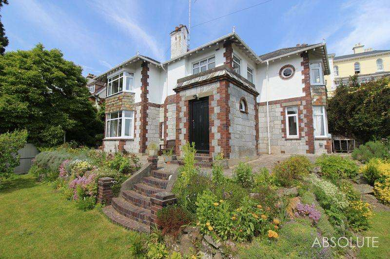 5 Bedrooms Detached House for rent in Rundle Road, Newton Abbot