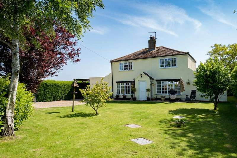 4 Bedrooms Detached House for sale in Oxcroft Bank, Moulton Chapel, Spalding, PE12