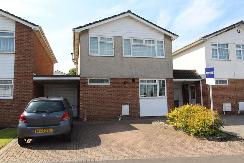 4 Bedrooms Link Detached House for sale in Yewcroft Close , Whitchurch, Bristol, BS14 0ES