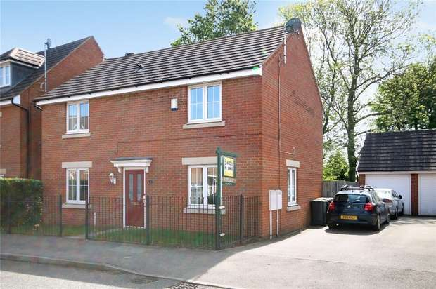 4 Bedrooms Detached House for sale in Fox Hedge Way, Sharnbrook, Bedford