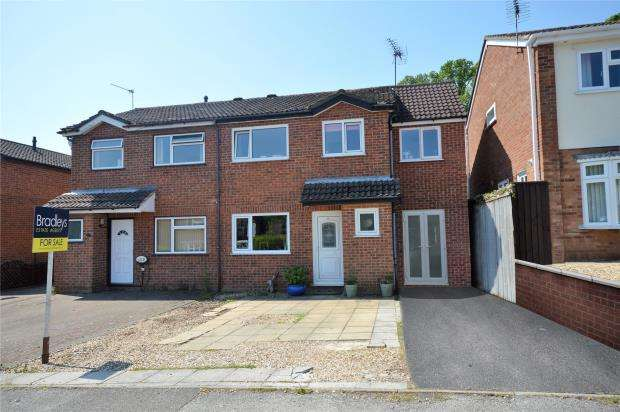 4 Bedrooms Semi Detached House for sale in Valley Way, Exmouth, Devon