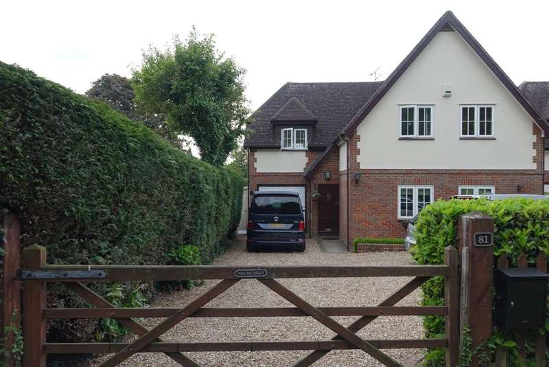4 Bedrooms Detached House for sale in New Road, Ruscombe, RG10
