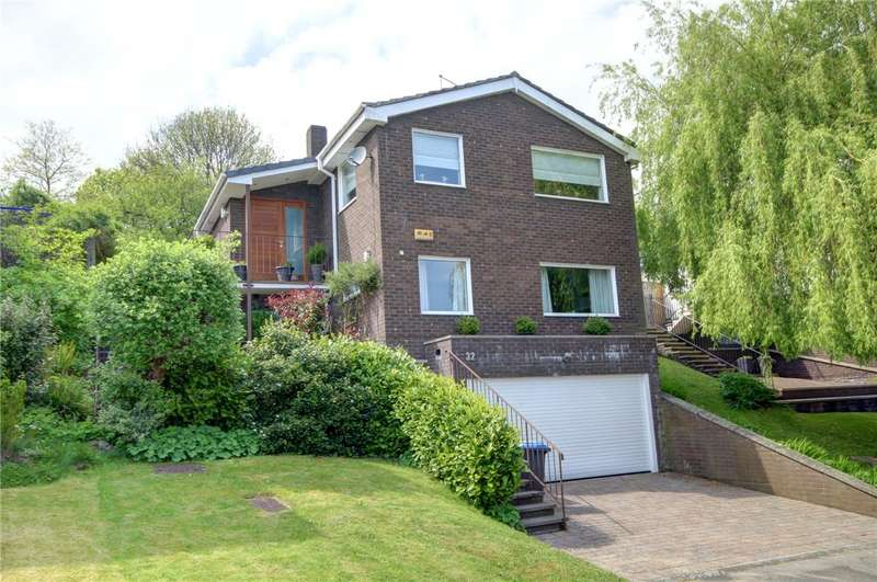 4 Bedrooms Detached House for sale in Archery Rise, Nevilles Cross, Durham, DH1
