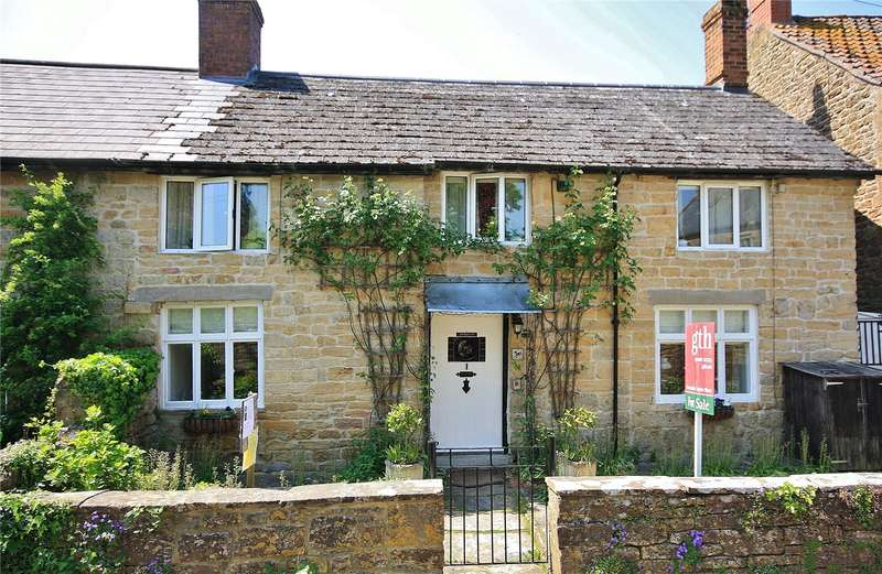 3 Bedrooms Semi Detached House for sale in Over Stratton, South Petherton, Somerset, TA13