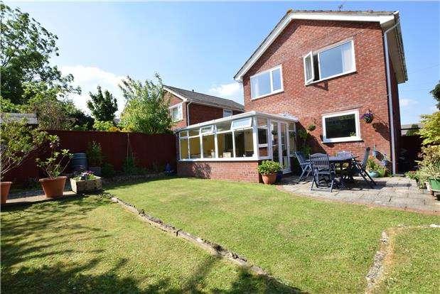 3 Bedrooms Link Detached House for sale in Walnut Close, Keynsham, Bristol, BS31 2RP