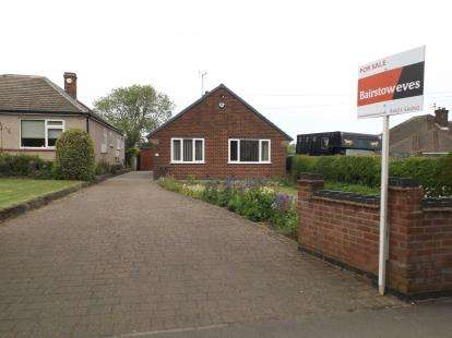 2 Bedrooms Bungalow for sale in Carter Lane West, South Normanton, Alfreton, Derbyshire