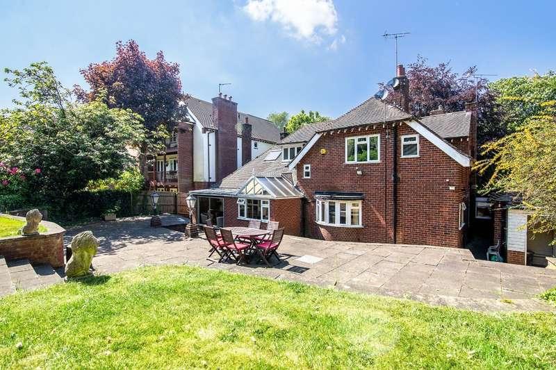 5 Bedrooms Detached House for sale in Harborne Road, Edgbaston, B15 3JJ