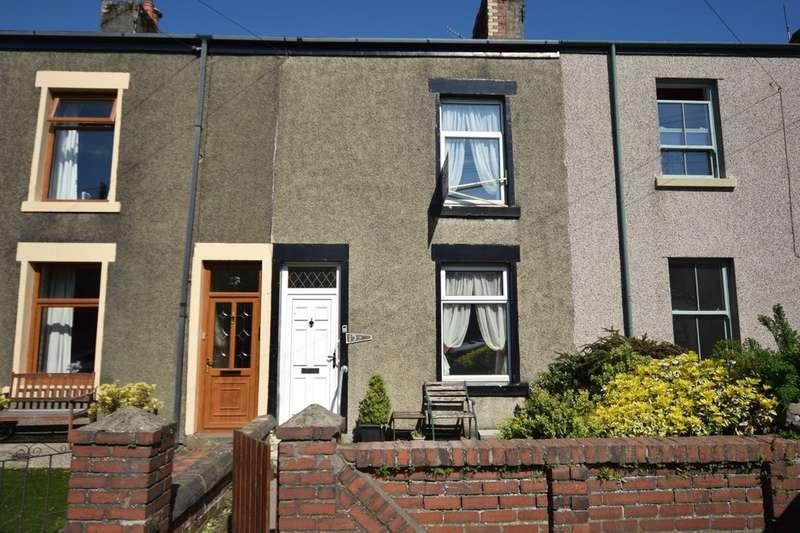 3 Bedrooms Terraced House for sale in Dalton Road, Askam-in-Furness, Cumbria, LA16 7AP