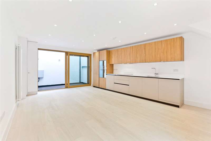2 Bedrooms Flat for sale in Flat 1, 76 County Street, London, SE1