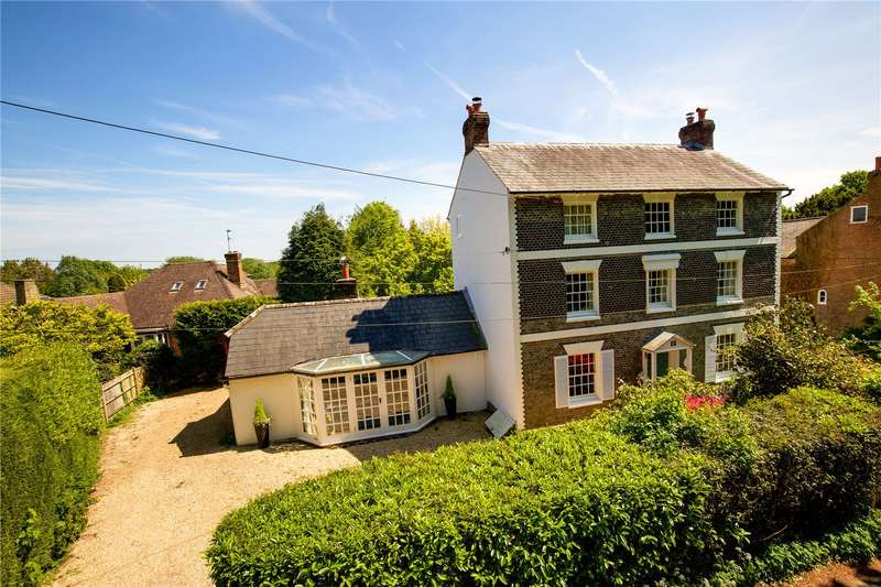 5 Bedrooms Detached House for sale in Church Road, Newick, East Sussex, BN8
