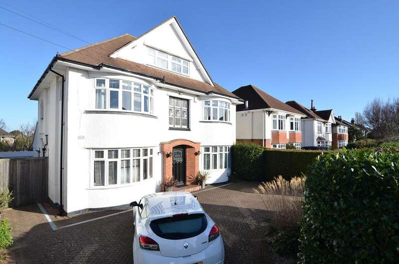 5 Bedrooms Detached House for sale in Albemarle Road, Bournemouth