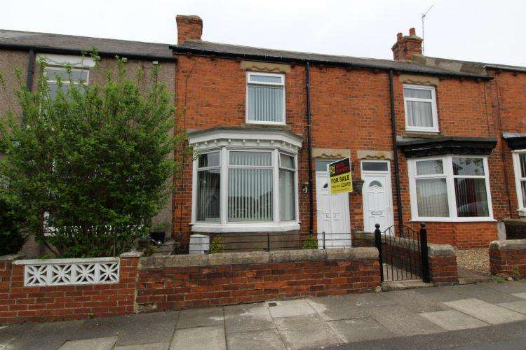 2 Bedrooms Terraced House for sale in East Street, East Stanley, Stanley Co Durham DH9