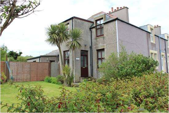 3 Bedrooms End Of Terrace House for sale in East Custom House,Longhope, Hoy, Orkney KW16