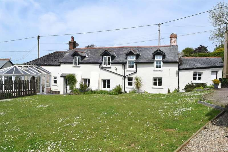 3 Bedrooms Cottage House for sale in Berry Lane, Goodleigh, Barnstaple