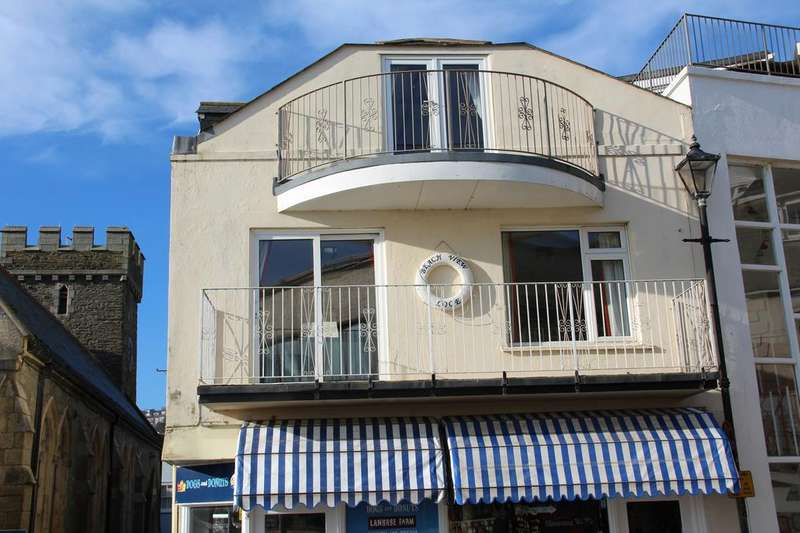 4 Bedrooms Apartment Flat for sale in Higher Chapel Street, East Looe PL13