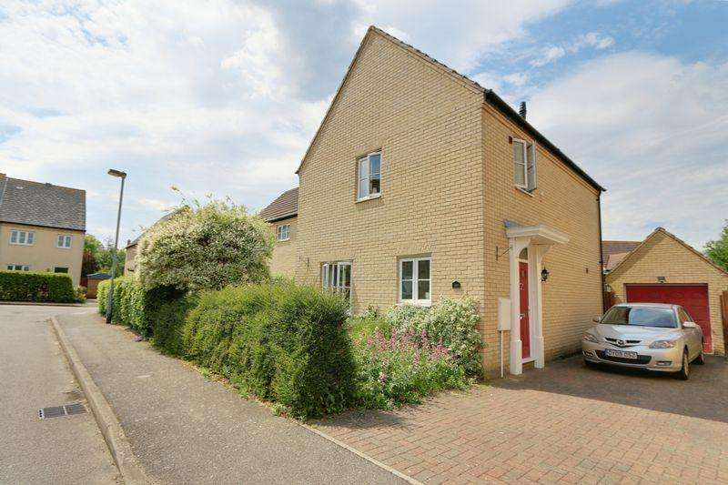 3 Bedrooms Detached House for sale in Brooke Grove, Ely