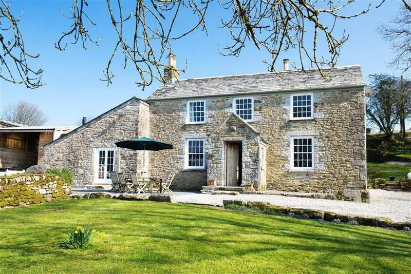 5 Bedrooms Detached House for sale in Advent, Camelford, Cornwall, PL32