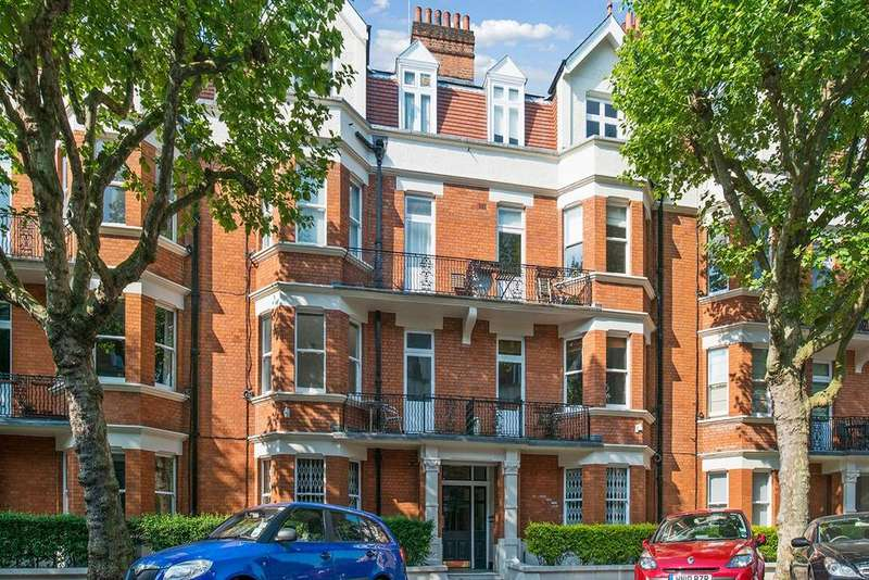 3 Bedrooms Flat for sale in Castellain Road, Maida Vale