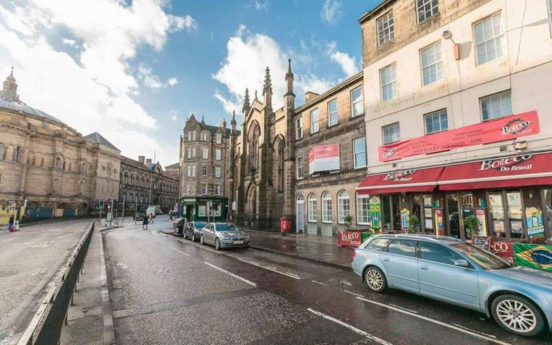 5 Bedrooms Flat for rent in LOTHIAN STREET, OLD TOWN, EH1 1HB