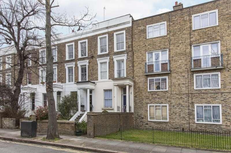 2 Bedrooms Maisonette Flat for sale in Cleveland Road, Islington, London, N1