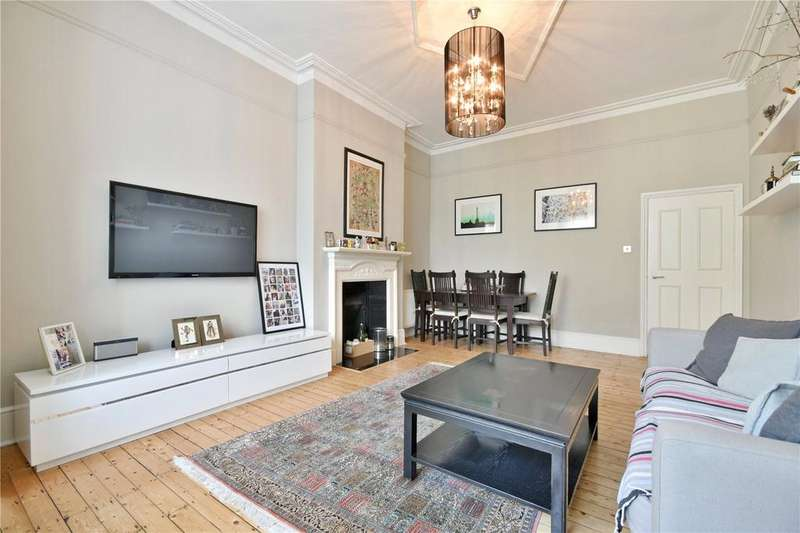 2 Bedrooms Apartment Flat for sale in Crediton Hill, West Hampstead, NW6