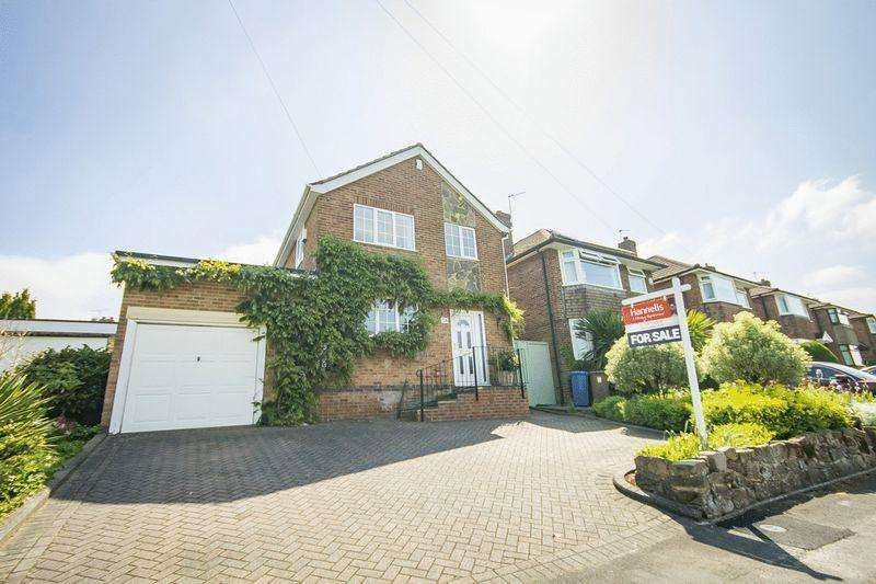 3 Bedrooms Detached House for sale in Crabtree Close, Allestree