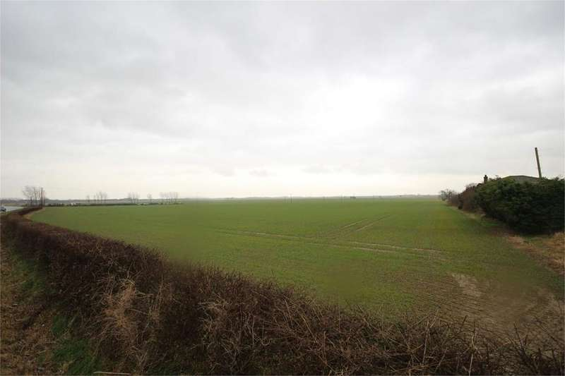 Land Commercial for sale in Ottringham Road, Keyingham , HU12