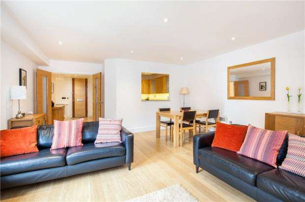 2 Bedrooms Flat for sale in Caraway Apartments, 2 Cayenne Court, London