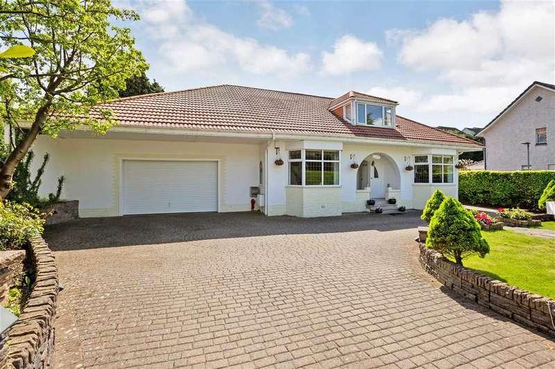 5 Bedrooms Detached House for sale in Old Coach Road, Village, EAST KILBRIDE