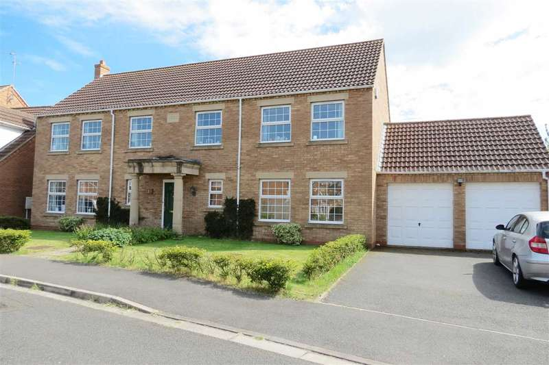 5 Bedrooms Detached House for sale in Winchelsea Road, Ruskington